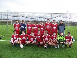 L'équipe de foot (2010)